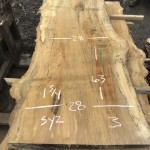 Sycamore – aged & spalted
