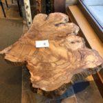 Signature Maple Burl Coffee Table