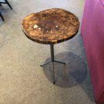 Signature Maple Side Table (epoxy finish)